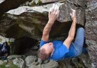 Bouldering Circuit Destination: Caseg Fraith in the Ogwen Valley