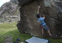 Llanberis Pass Bouldering: The Wavelength Circuit