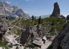 Round the World in 40 Climbs: Episode 19: Via Ferrata and WW1
