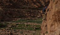 The Moroccan Tango: Todra Gorge